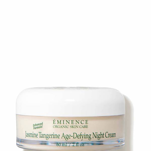 Eminence Organic Skin Care Jasmine Tangerine Age-Defying Night Cream 2 fl. oz