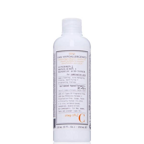 VMV Hypoallergenics Superskin 2 Monolaurin Plus Mandelic Acid Toner (5 fl. oz.)
