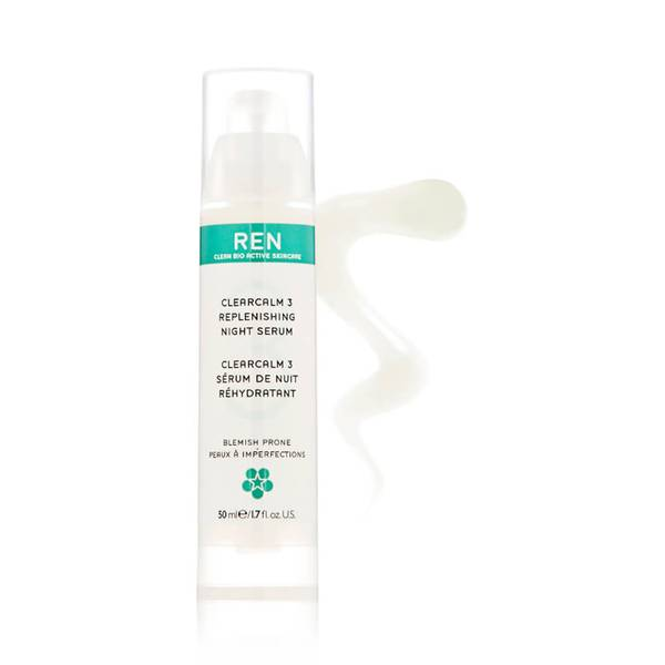 REN Clean Skincare ClearCalm 3 Replenishing Gel Cream (1.7 fl. oz.)