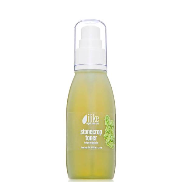 ilike organic skin care Stonecrop Toner (4.2 fl. oz.)