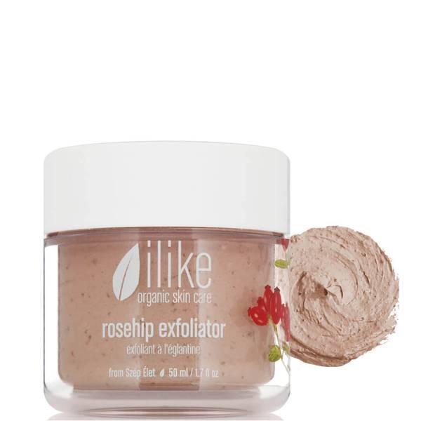 ilike organic skin care Rosehip Exfoliator (1.7 fl. oz.)