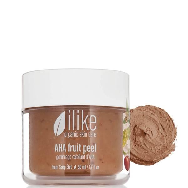 ilike organic skin care AHA Fruit Peel (1.7 fl. oz.)