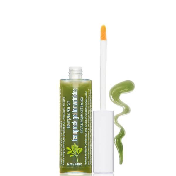 ilike organic skin care Fenugreek Gel for Wrinkles (0.4 fl. oz.)
