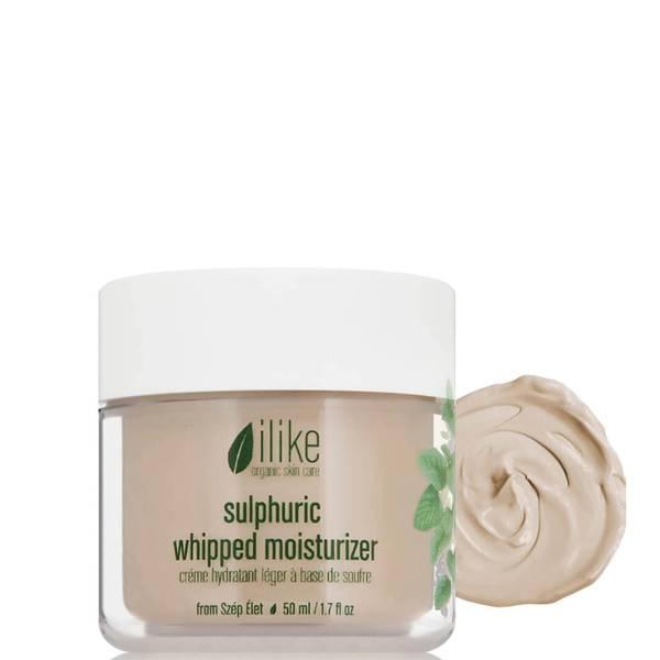 ilike organic skin care Sulphuric Whipped Moisturizer (1.7 fl. oz.)