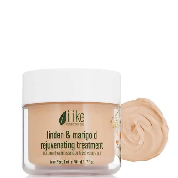 ilike organic skin care Linden and Marigold Rich Moisturizer (1.7 fl. oz.)