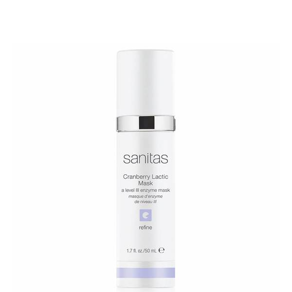 Sanitas Skincare Cranberry Lactic Mask (1.7 fl. oz.)