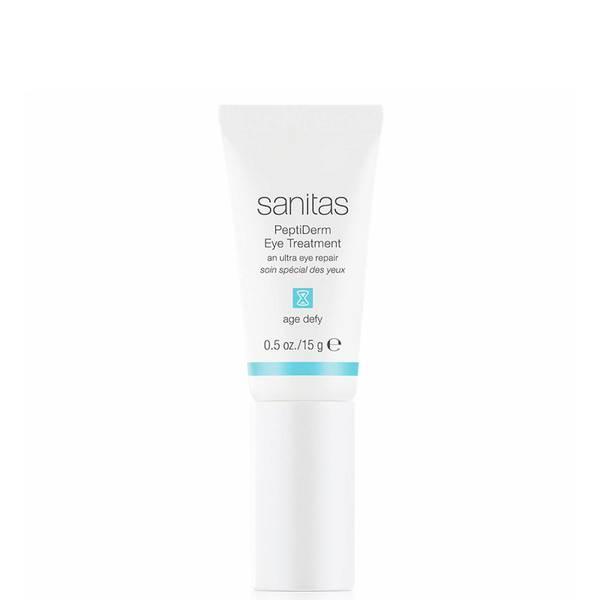 Sanitas Skincare PeptiDerm Eye Treatment (0.5 oz.)