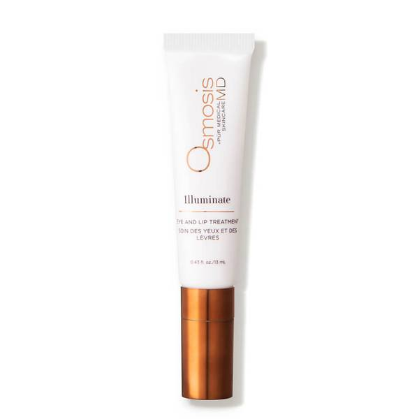 Osmosis +Beauty Illuminate - Eye and Lip Treatment (0.43 fl. oz.)