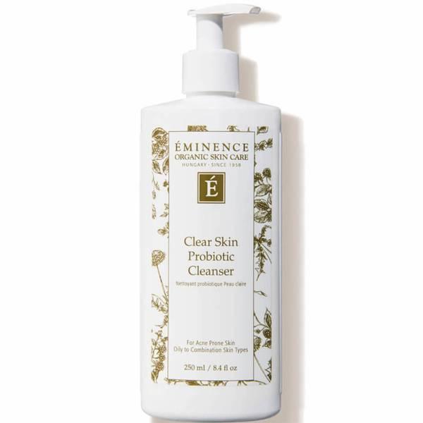 Eminence Organic Skin Care Clear Skin Probiotic Cleanser 8.4 fl. oz