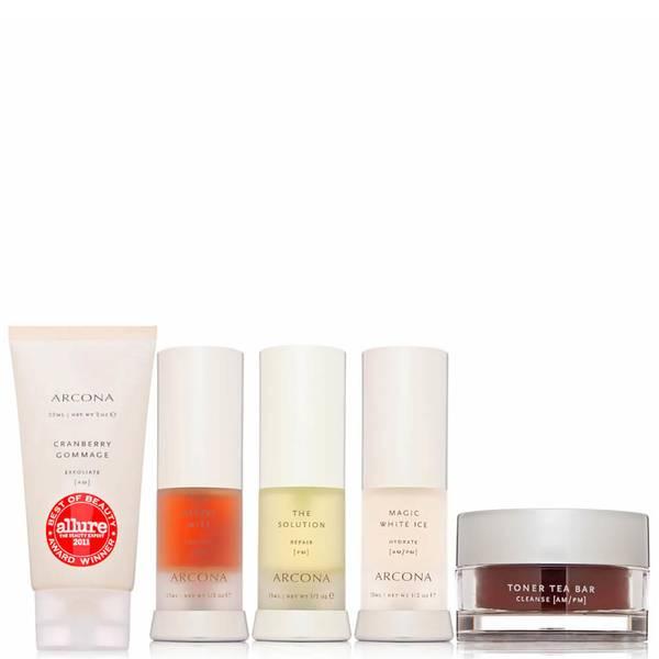 ARCONA Travel Kit For Oily Skin (5 piece - $98 Value)