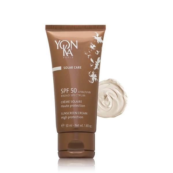 Yon-Ka Paris Skincare Solar Care Sunscreen Cream SPF 50 (1.65 oz.)