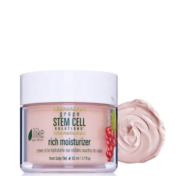 ilike organic skin care Grape Stem Cell Solutions Rich Moisturizer (1.7 fl. oz.)