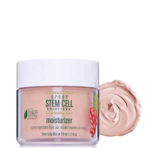 ilike organic skin care Grape Stem Cell Solutions Moisturizer (1.7 fl. oz.)