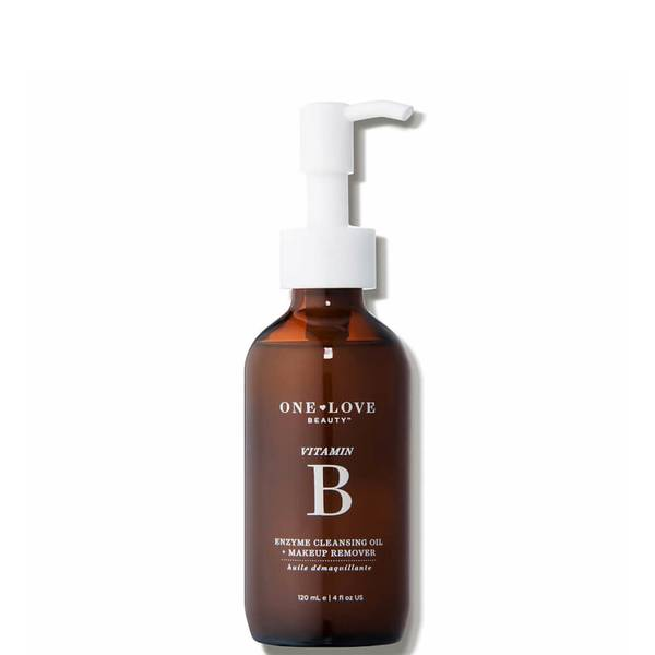 One Love Organics Vitamin B Enzyme Cleansing Oil Makeup Remover (4 fl. oz.)