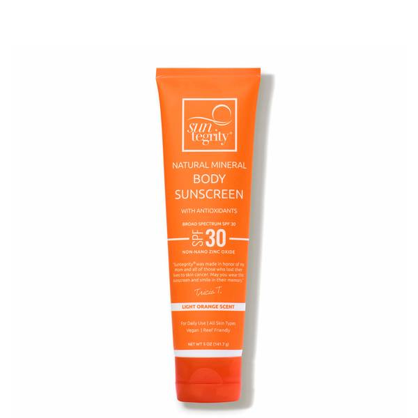 Suntegrity Skincare Natural Mineral Body Sunscreen SPF 30 (5 oz.)
