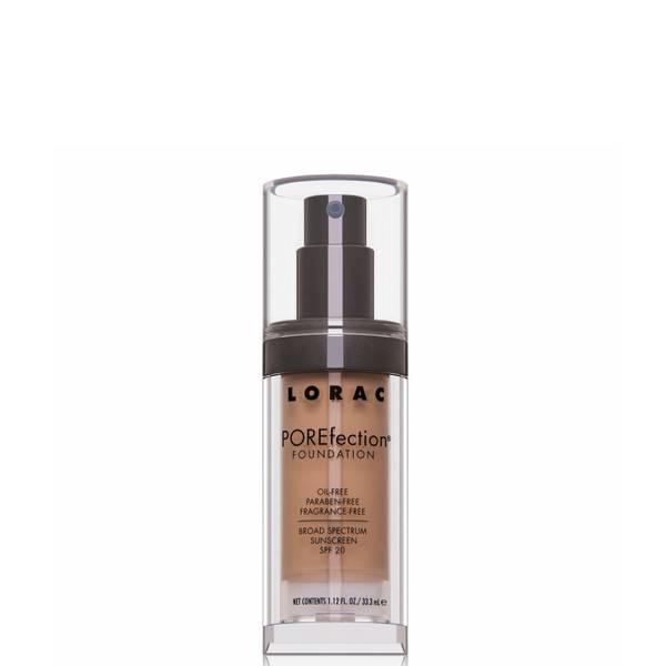 LORAC Cosmetics POREfection Foundation SPF 20 - PR9 (1.12 fl. oz.)