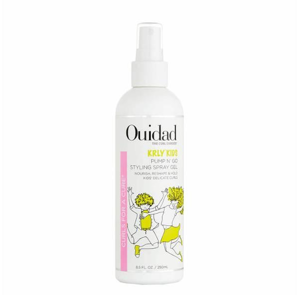 Ouidad KRLY Kids Pump'n Go Spray Gel (8.5 fl. oz.)