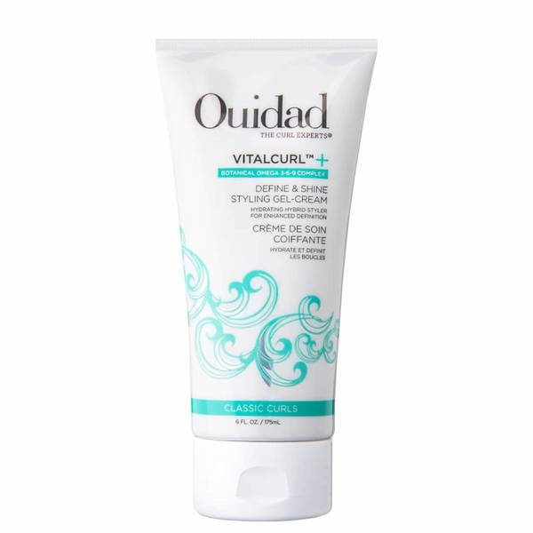 Ouidad VitalCurl Define Shine Curl Styling Gel-Cream (6 fl. oz.)