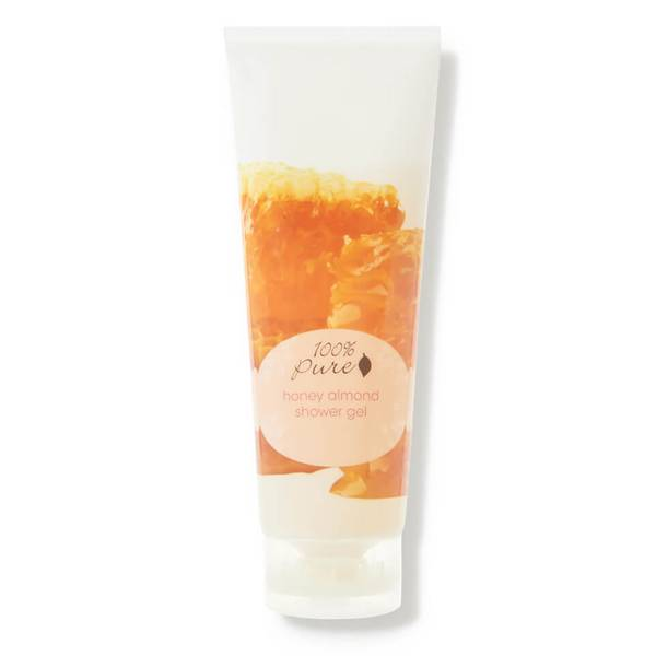 100% Pure Honey Almond Shower Gel (8 fl. oz.)