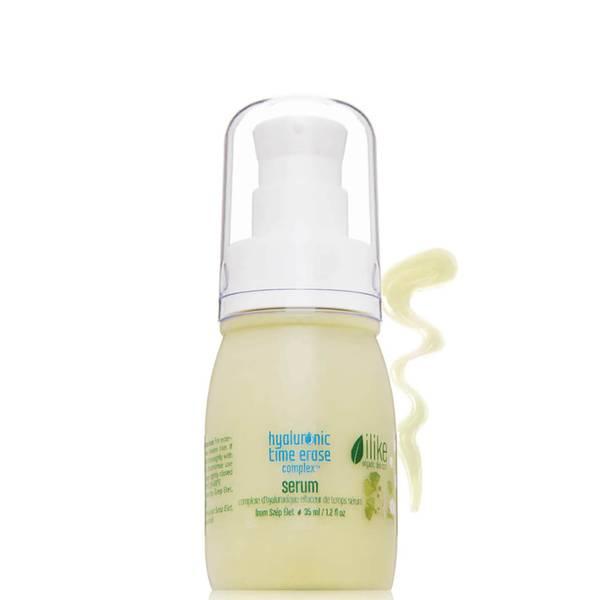 ilike organic skin care Hyaluronic Time Erase Complex Serum (1.2 fl. oz.)