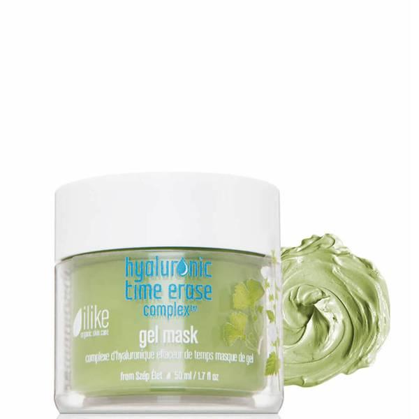 ilike organic skin care Hyaluronic Time Erase Complex Gel Mask (1.7 fl. oz.)