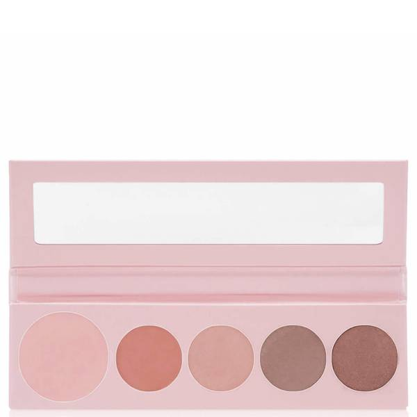 100% Pure Pretty Naked Face Palette (1 piece)