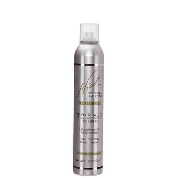 Nick Chavez Beverly Hills Velvet Mesquite Hydrating Thickening Hairspray (10 oz.)