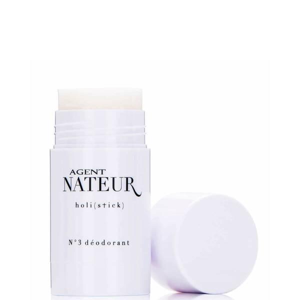 AGENT NATEUR Holi(stick) No 3 Deodorant - Unisex (1.7 fl. oz.)