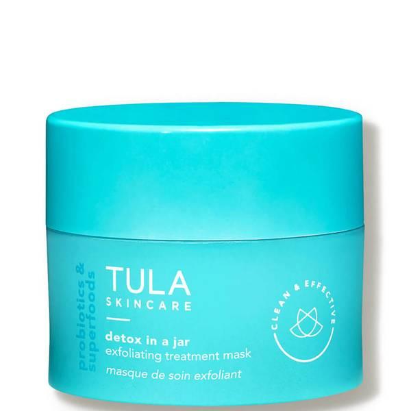 TULA Skincare Detox In A Jar Exfoliating Treatment Mask (1.7 fl. oz.)