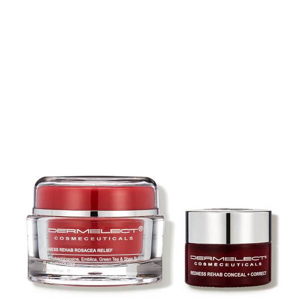 Dermelect Cosmeceuticals Redness Rehab Skin Soother Duo (2 piece - $80 Value)