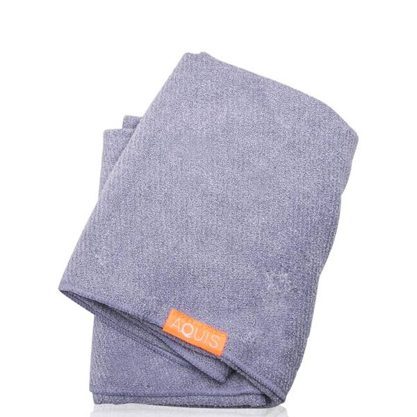 Aquis Lisse Luxe Hair Towel - Cloudy Berry (1 piece)