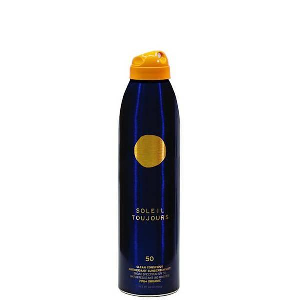 Soleil Toujours Organic Sheer Sunscreen Mist SPF 50 (6 fl. oz.)