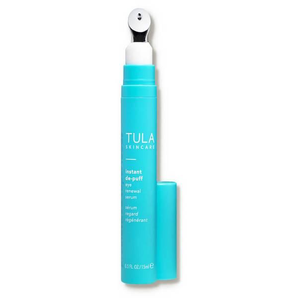 TULA Skincare Instant De-Puff Eye Renewal Serum (0.5 fl. oz.)