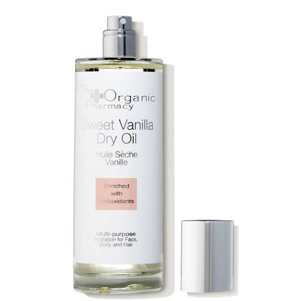 The Organic Pharmacy Sweet Vanilla Dry Oil (100 ml.)