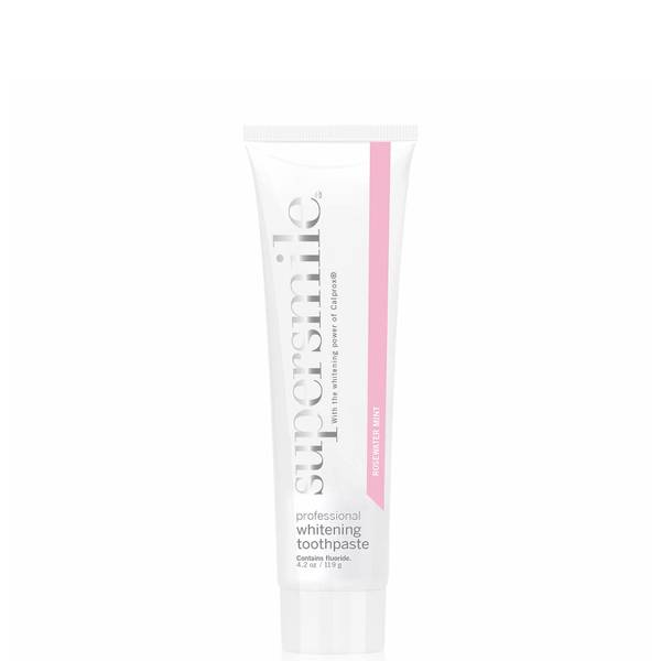 Supersmile Professional Whitening Toothpaste - Rosewater Mint (4.2 oz.)