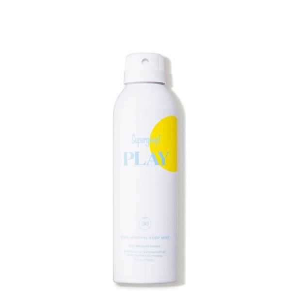 Supergoop!® PLAY 100 Mineral Body Mist SPF 30 with Marigold Extract 6 fl. oz.
