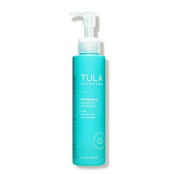 TULA Skincare NoMakeup Replenishing Cleansing Oil (4.7 fl. oz.)
