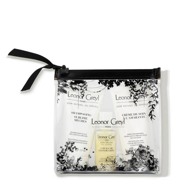 Leonor Greyl Luxury Travel Kit For Colored Hair (1 kit)