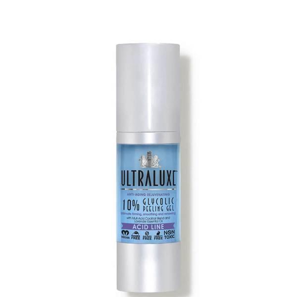 UltraLuxe Anti-Aging Rejuvenating 10 Glycolic Peeling Gel (1 fl. oz.)