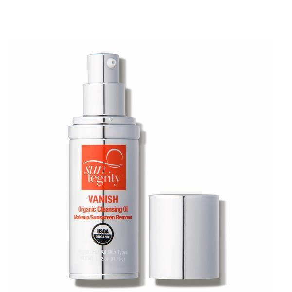 Suntegrity Skincare Vanish Organic Cleansing Oil Makeup/Sunscreen Remover (1.12 oz.)