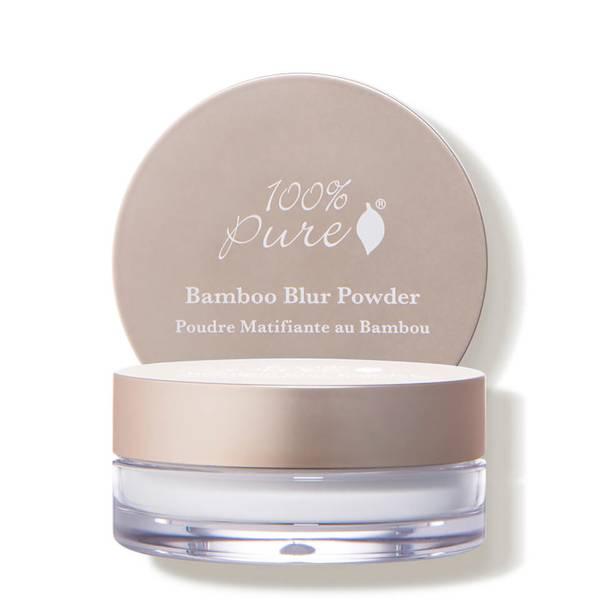 100% Pure Bamboo Blur Powder (0.2 oz.)