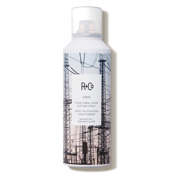 R+Co GRID Structural Hold Setting Spray (5 oz.)