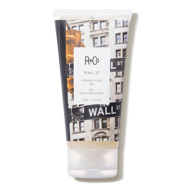 R+Co WALL ST Strong Hold Gel (5 fl. oz.)