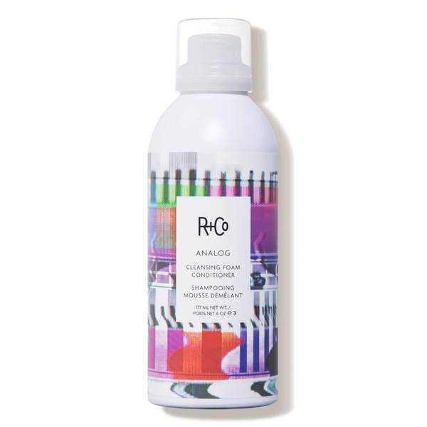 R+Co ANALOG Cleansing Foam Conditioner (6 oz.)