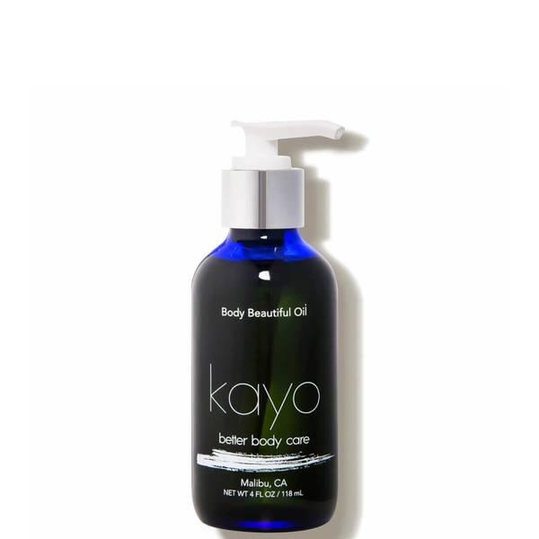 Kayo Body Care Body Beautiful Oil (4 fl. oz.)