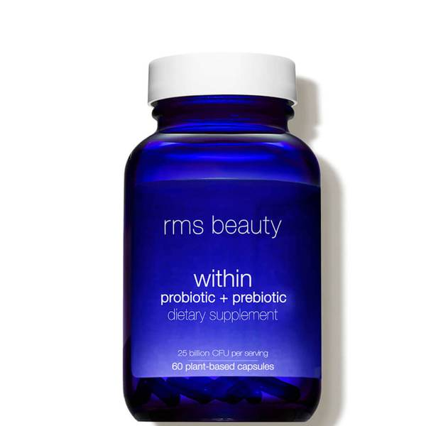 RMS Beauty Within Probiotic Prebiotic (60 capsules)
