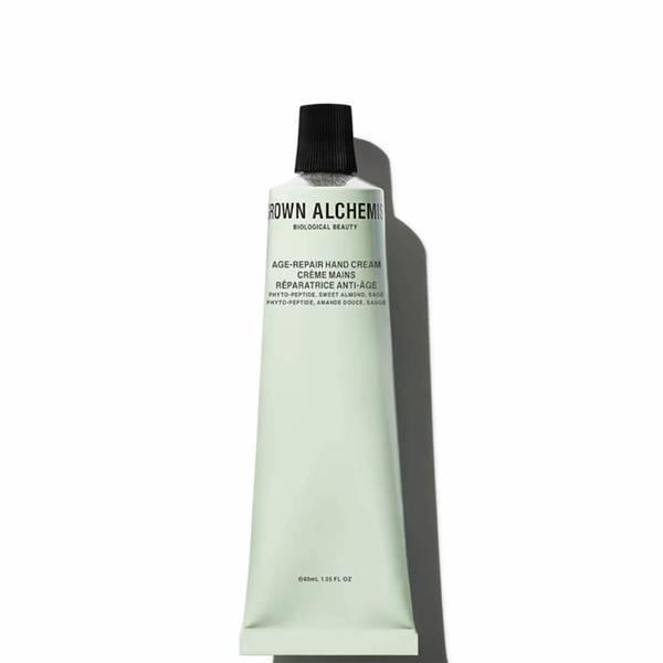 Grown Alchemist Age-Repair Hand Cream - Phyto-Peptide Sweet Almond Sage 40ml