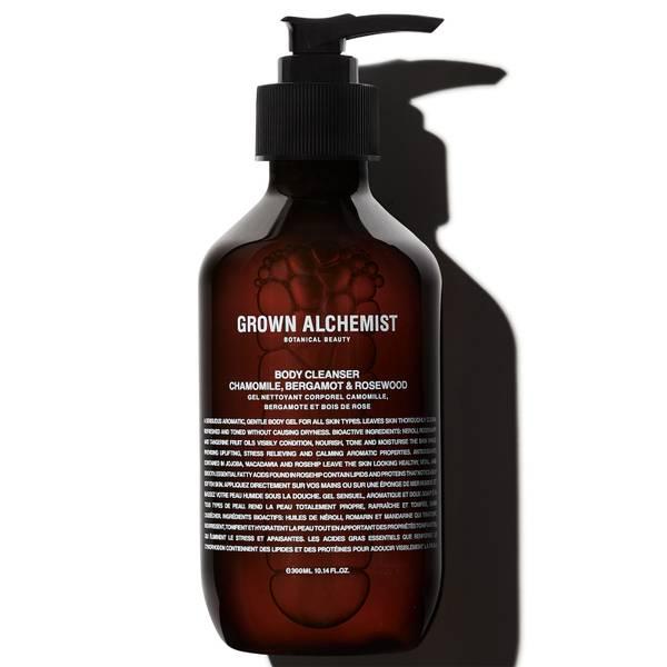Grown Alchemist Body Cleanser - Chamomile Bergamot Rosewood (16.9 fl. oz.)