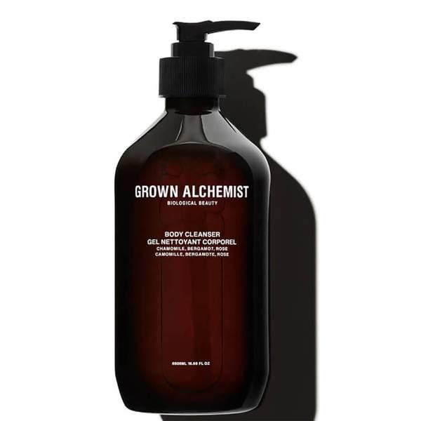Grown Alchemist Body Cleanser - Chamomile Bergamot Rosewood 16.9 fl. oz.