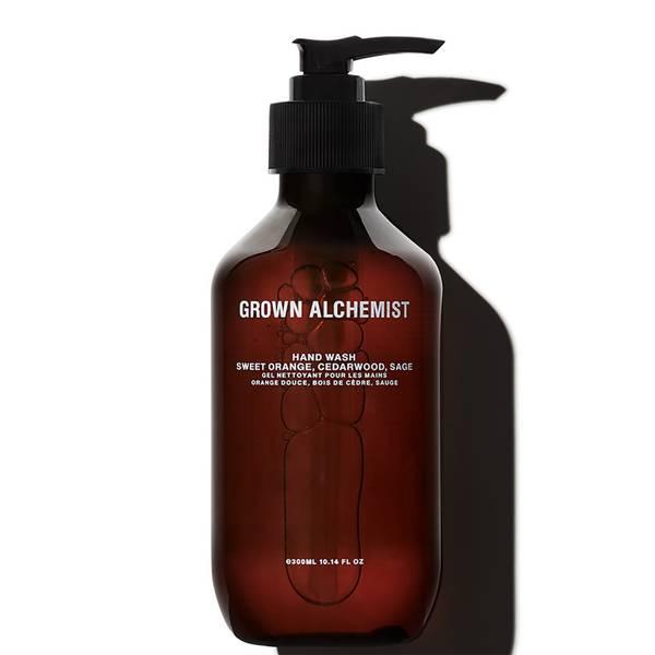 Grown Alchemist Hand Wash - Sweet Orange Cedarwood Sage (16.9 fl. oz.)